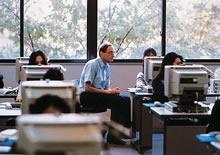 情報処理室授業(1995年)