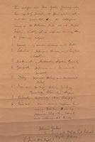 山口義子1897年度履修証明書