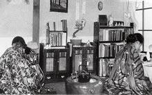 寮室 (1936年ころ)