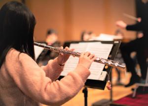 候補①【アイキャッチ】1年間の集大成!音楽学科の定期演奏会